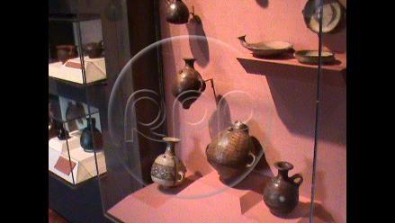 Exclusivo: Vea las piezas incas en la Casa Concha en Cusco