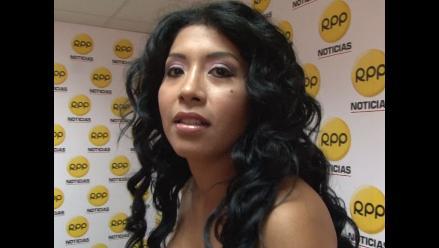 Irina Grandez: Estoy segura que llegamos a Brasil 2014