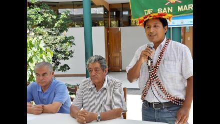 San Martín: Elaboran reglamento regional para consulta a indígenas