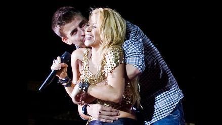 Gerard Piqué orgulloso del ingreso de Shakira a la Casa Blanca