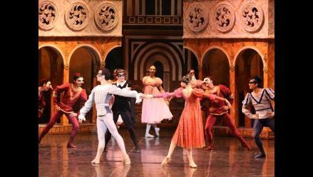 Ballet Municipal de Lima regresa al Teatro Municipal