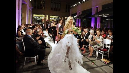 Moda y encanto cristalino en Líbano