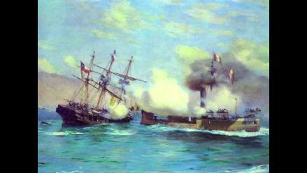 Combate de Angamos: 132 años después
