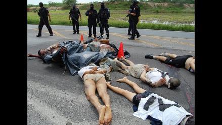 Hallan 10 cadáveres más en el estado de Veracruz en México