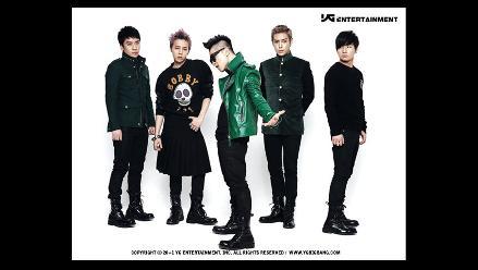 Big Bang pospone lanzamiento de álbum tras escándalo de G Dragon