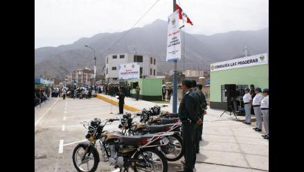 Nueva comisaría reforzará seguridad ciudadana