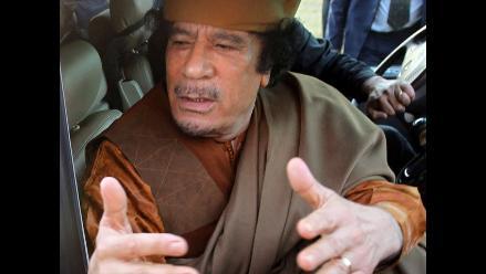 La OTAN admitió que ignora el paradero de Muamar el Gadafi