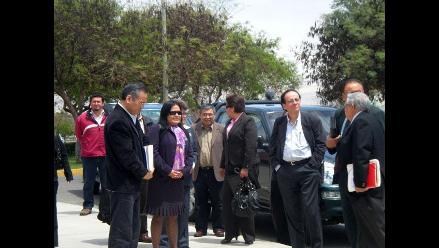 Tacna: Se instaló mesa de diálogo entre autoridades y Gobierno central