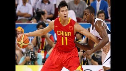 Yi Jianlian deja Estados Unidos y la NBA se queda sin jugadores chinos