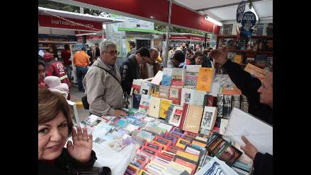 Feria del Libro Ricardo Palma celebra su edición número 32