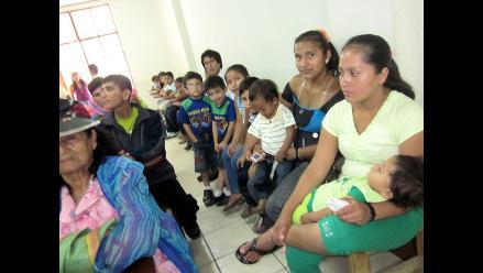 San Martín: 28 personas con discapacidad serán operadas de cataratas