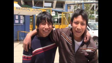 Huancayo: Hinchas confían en triunfo peruano frente a Chile