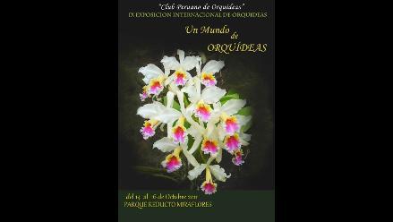 IX Exposición Internacional de Orquídeas