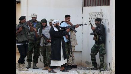 Libia: continúan los enfrentamientos por el control de Sirte