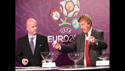 Conozca los encuentros de repechaje para la Eurocopa 2012