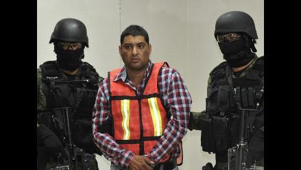 Capturan a La Rana, el número tres de Los Zetas de México