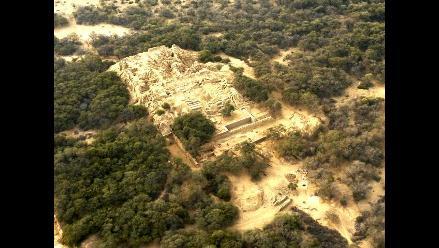Existen más de cincuenta de pirámides en el santuario Bosque de Pomac