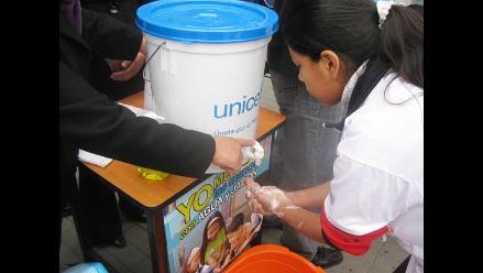 Lavado de manos evita más de 3 millones de muertes al año