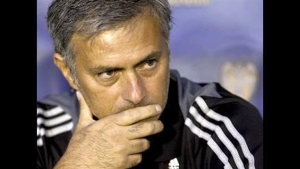 José Mourinho no dirigirá a Portugal en la repesca de la Eurocopa 2012