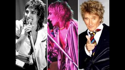 La carrera de Rod Stewart en 10 canciones