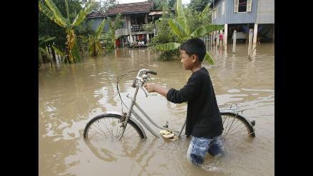 ONU: Más de 50.000 personas afectadas por inundaciones en Centroamérica