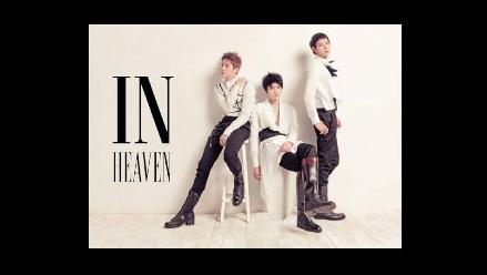 JYJ rompe récord de ventas con álbum In heaven