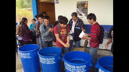 Apurímac: Más de 24 mil personas participaron en Lavado de Manos