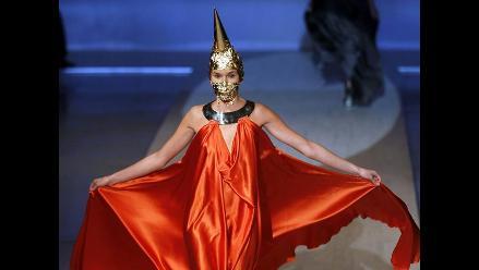 Semana de la Moda en Ucrania presenta nuevos estilos