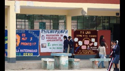 Arequipa: Realizan charlas en colegios para evitar embarazos
