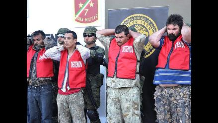 Exmilitares colombianos entrenan a Los Zetas en México, según prensa
