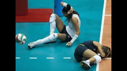 Voleibolista sufrió conmoción y fractura cervical en Guadalajara 2011