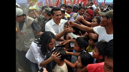 Nadine Heredia asegura compromiso del Gobierno con niños y adolescentes
