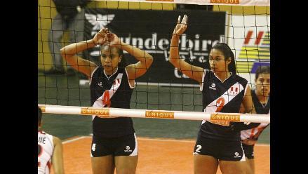 Voleibol peruano cayó 3-1 ante Puerto Rico por los Panamericanos 2011
