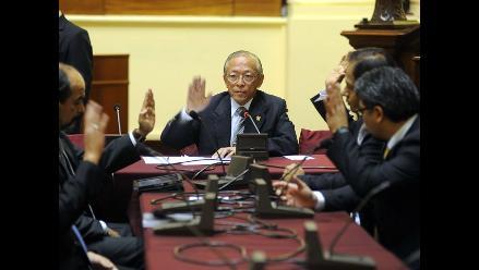 Comisión de Ética investigará a congresistas Romero y Anicama