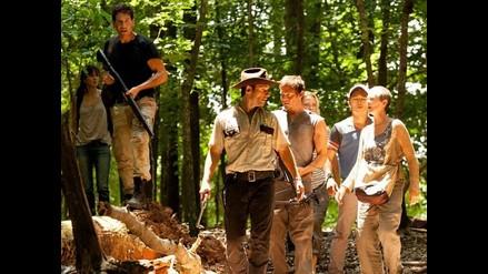 The Walking Dead vuelve más terrorífico y sanguinario