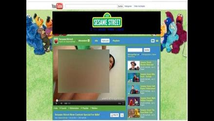 Cuenta de YouTube de Plaza Sésamo fue hackeada con videos pornográficos