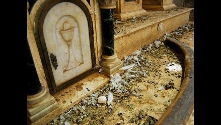 Esperan licencia para reconstrucción del templo del Señor de Luren