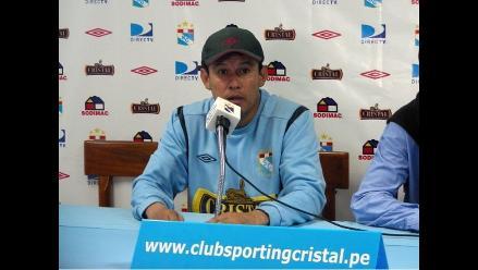 En Sporting Cristal ya analizan el duelo ante Universitario de Deportes