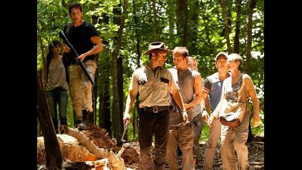 La segunda temporada de The Walking Dead se estrena en Latinoamérica