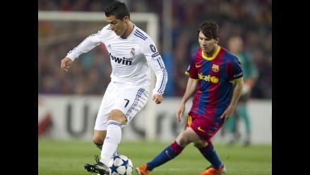 Lionel Messi descarta rivalidad con Cristiano Ronaldo