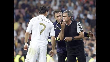 José Mourinho: ´No veo al Real Madrid como favorito al título´