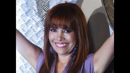 Magaly Medina acudió a declarar en el proceso interpuesto por Vismara