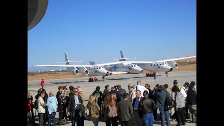 Primer aeropuerto espacial comercial abrió en Nuevo México