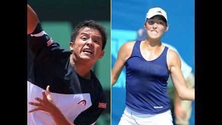 Bianca Botto e Iván Miranda cayeron en los Juegos Panamericanos 2011