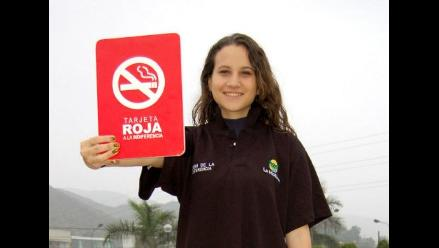 Se prohibirá el cigarro en partidos de fútbol de la Eurocopa 2012