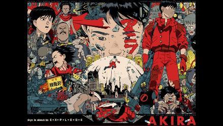 Anuncian película live action de Akira de Katsuhiro Otomo