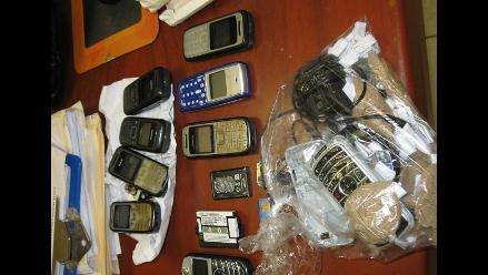 Chiclayo: Encuentran celulares, cargadores y otros objetos en penal Picsi