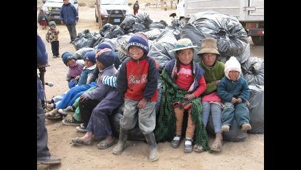 Condiciones climáticas mejoran en Arequipa