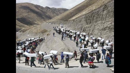 Cruz Roja sostiene que desaparecidos por terrorismo bordean los 16.000