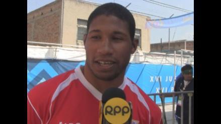 Luchador peruano Sixto Barrera fue eliminado de los Panamericanos 2011